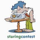 staring contest by Matt Mawson