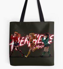 Heather C.M..D Tote Bag