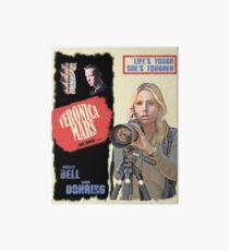 Veronica Mars Vintage Film Poster Art Board