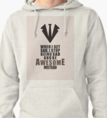 Barney Stinson Quote  Pullover Hoodie