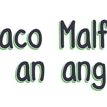 draco malfoy is an angel by voiddestiel