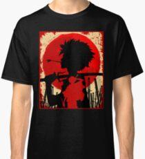 Samurai sunset Mugen Classic T-Shirt