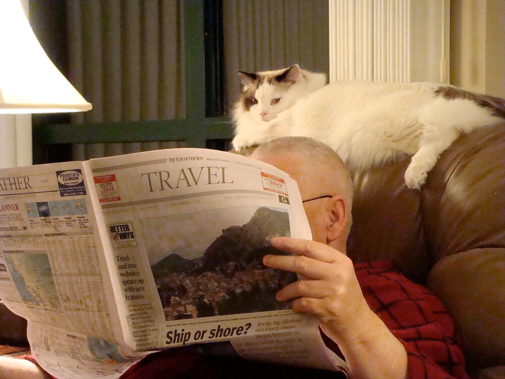 Armchair Travellers! by Carol Clifford