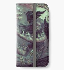 Crows, Candles iPhone Wallet/Case/Skin