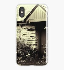 Overgrown Entrance iPhone Case/Skin