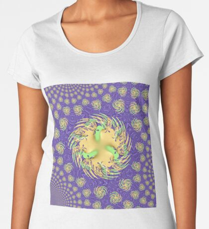 Moonlight Reflections Premium Scoop T-Shirt