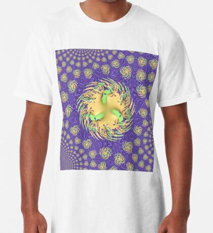 Moonlight Reflections Long T-Shirt
