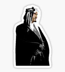 King Faisal Sticker