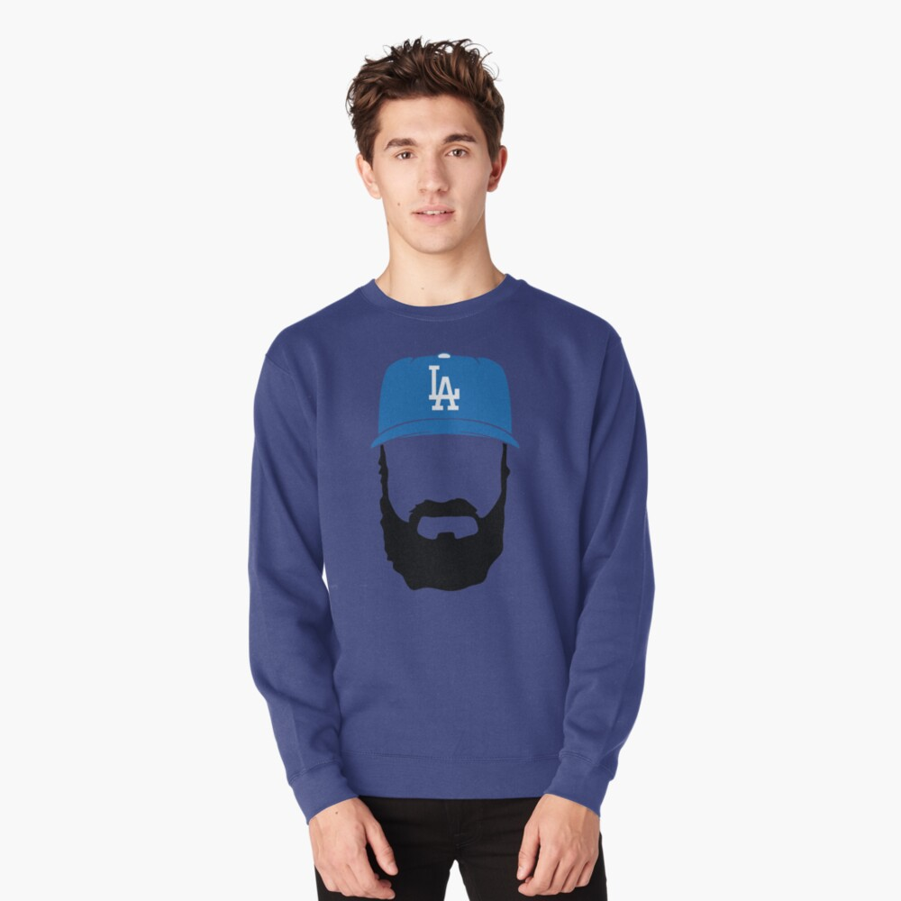 fear the beard Pullover Front