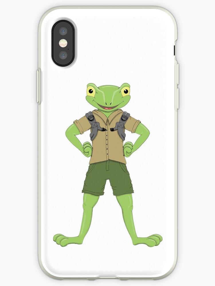 Jamie Pond The World's Greatest Amphibian Super Spy  by jamiedphall