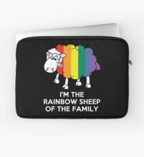 I'm The Rainbow Sheep Of The Family T-Shirt Laptop Sleeve