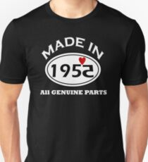 Made In 1955 Unisex T-Shirt