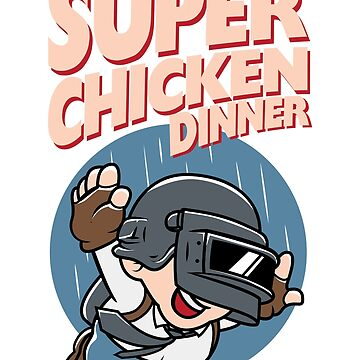 Super Chicken Dinner by AMDY
