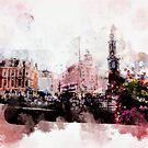 sketch Amsterdam 3 by ariadna de raadt