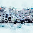sketch Amsterdam 4 by ariadna de raadt