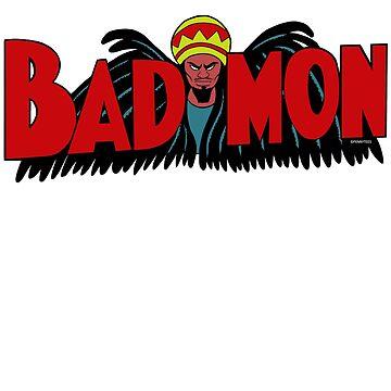 Badmon by salamincheese