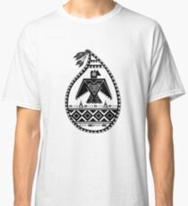 Native American T-shirt Vector Blood Of the Tribe Classic T-Shirt