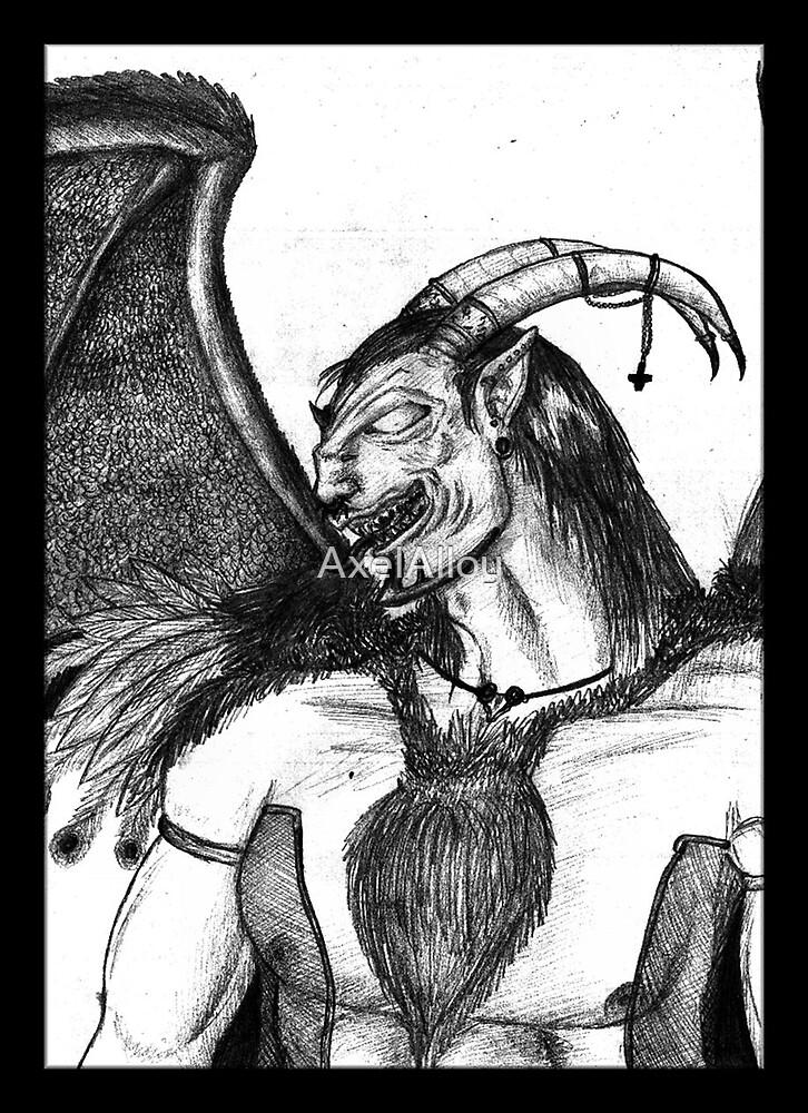 Satan by AxelAlloy