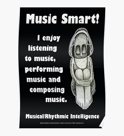 Music Smart! Poster