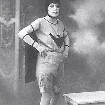 Bat Woman 1904 by romeobravado
