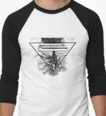 """Stay True"" Minimoog  Men's Baseball ¾ T-Shirt"