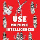 Multiple Intelligences Calendar by Lou Van Loon