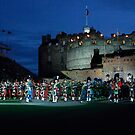 Massed Pipes and Drums by tayforth