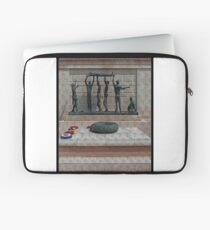 National Armed Forces Memorial Staffordshire England Uk Laptop Sleeve