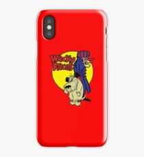 Wacky Races Cover iPhone Case/Skin