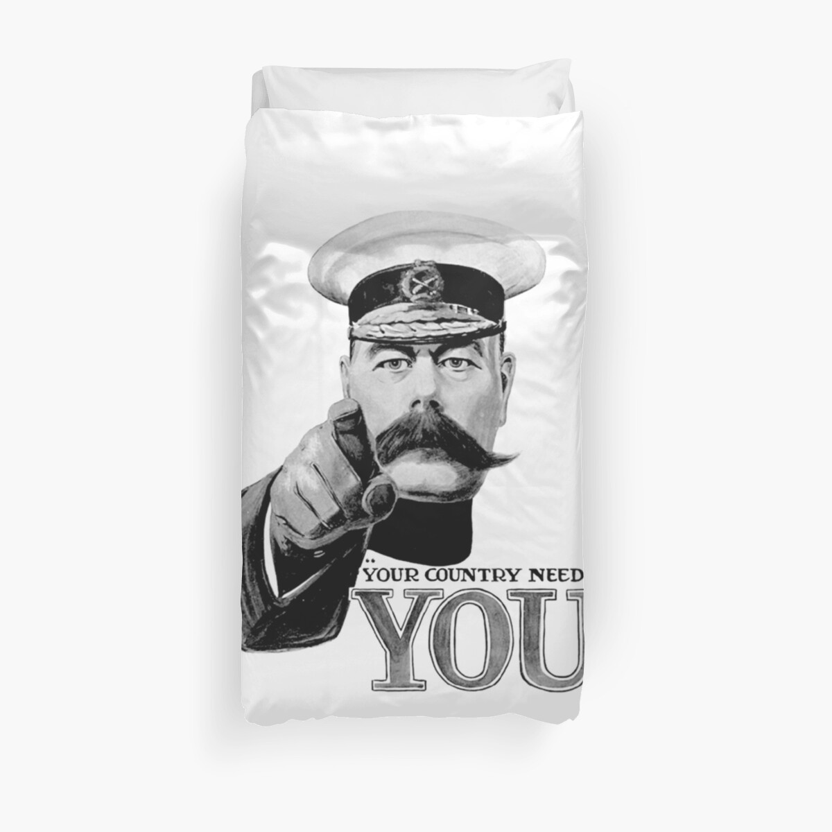 World War One, Lord Kitchener, WW1, Your Country needs you ...