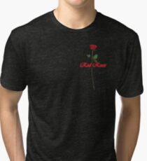 Red Roses - Lil Skies Tri-blend T-Shirt