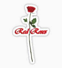 Red Roses - Lil Skies Sticker