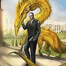 The Bloodstone Dragon by NDJones