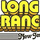Long Branch, New Jersey | Retro Stripes by retroready