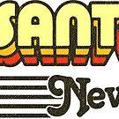 Pleasantville, New Jersey | Retro Stripes by retroready