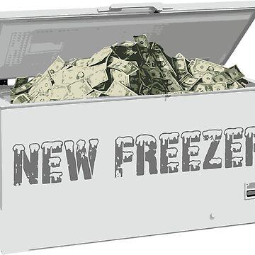 New Freezer by lytt-le