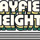 Mayfield Heights, Ohio | Retro Stripes by retroready