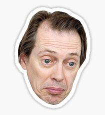 Steve Buscemi Face Sticker