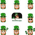 Irishmoji Magic Sticker Pack 2 by Banshee-Apps
