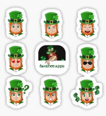 Irishmoji Magic Sticker Pack 2 Sticker