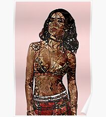 Abstract Jhene Aiko Poster