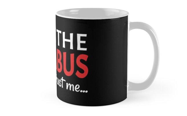 IT'S IN THE SYLLABUS - trust me Classic Mugs