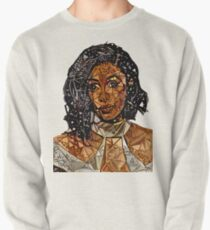 Abstract Cardi B Pullover