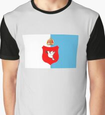 Flag of Kingdom of Fiji, 1871-1874 Graphic T-Shirt
