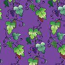 Grapes by bettinadreier75