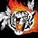 Wild as a Tiger by bettinadreier75