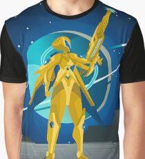 space suit science fiction soldier Graphic T-Shirt