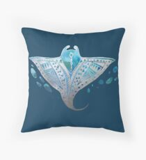 Manta Ray Floor Pillow