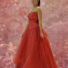 Prom Dress by Jarede Schmetterer