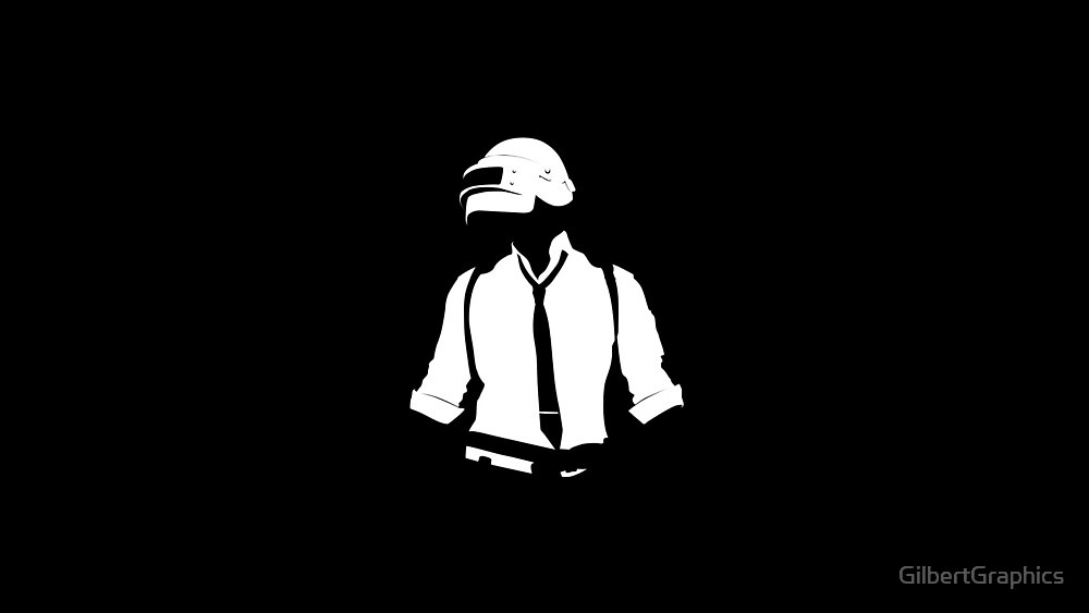 "Pubg Wallpaper In Hd: ""PUBG Hero "" By GilbertGraphics"